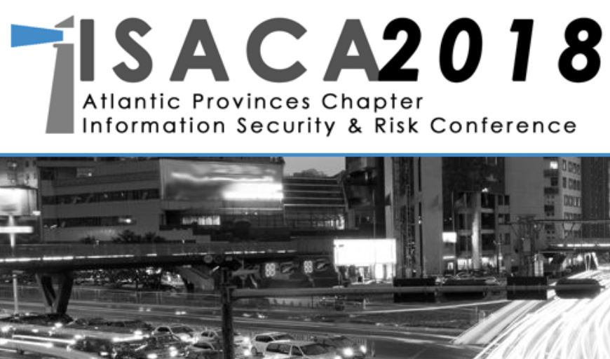 ISACA Security & Risk Conference 2018