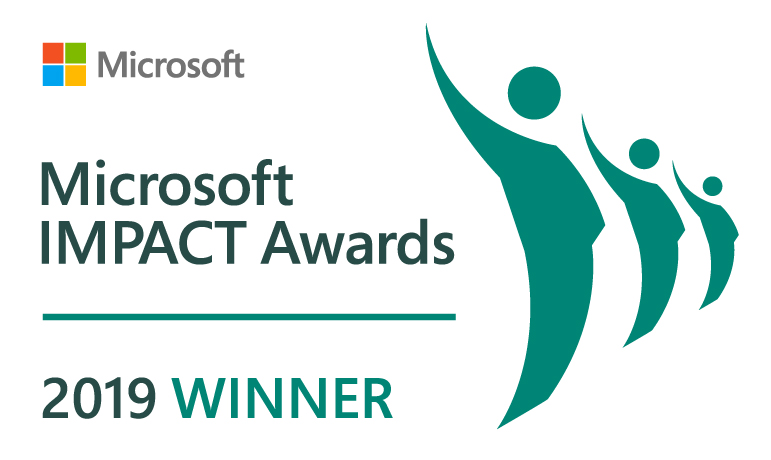 2019 Microsoft Impact Awards