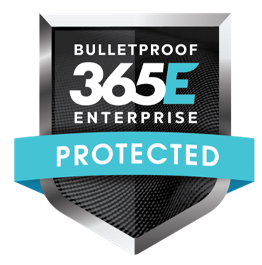Bulletproof 365 Enterprise Badge