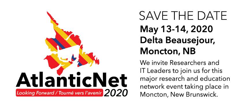 AtlanticNet 2020 Save the Date